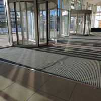 High Performance Entrance Matting at BREEAM Rated Co-op HQ