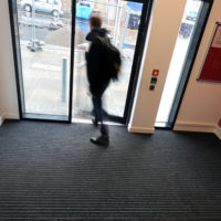 High Performance Entrance Matting for Student Accommodation