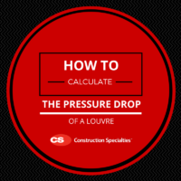 How to Calculate Louvre Pressure Drop