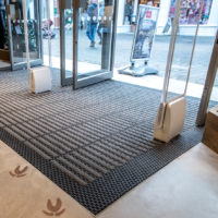 Retail Entrance Matting Tiles for Cotswold Outdoor