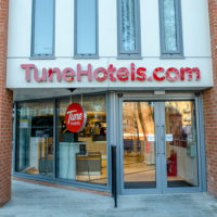 Hotel Protection Package for Tune Hotels, Canary Wharf