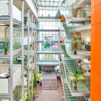 Ensemble de protection innovante pour le Bristol Life Science (BREEAM)