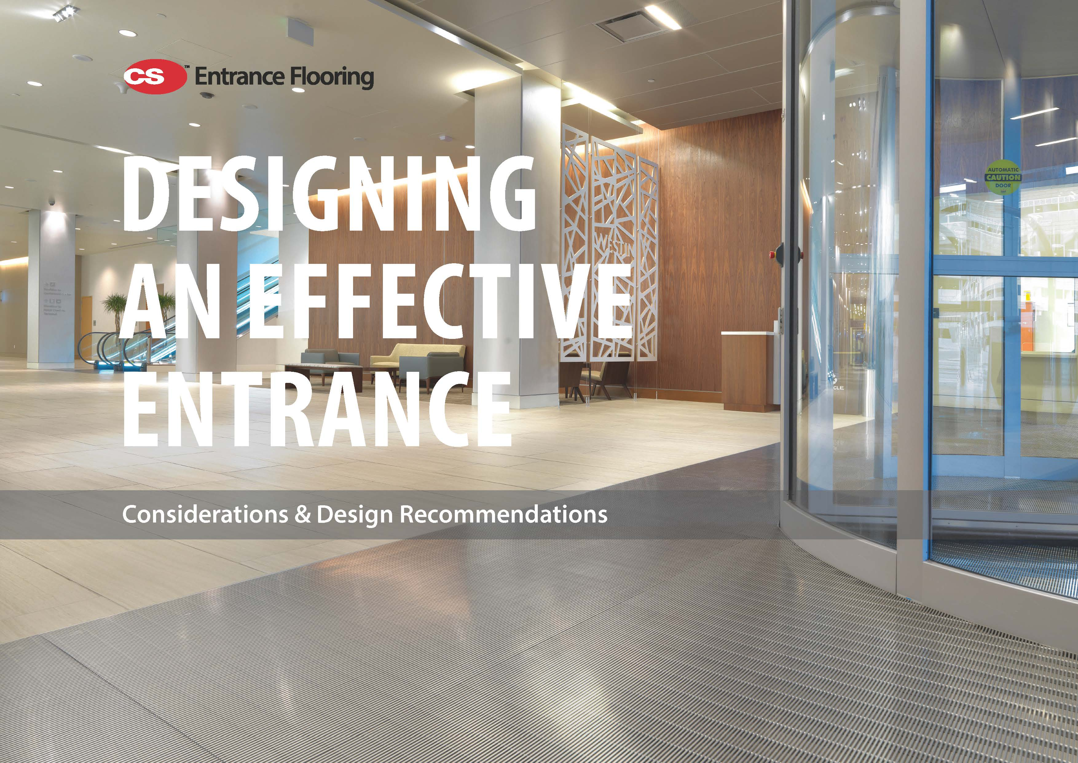 Best Practice Guide to Entrance Design Architecture | CS UK