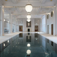 Luxury Star & Garter Leisure Suite Benefits from Wallglaze Performance Coatings