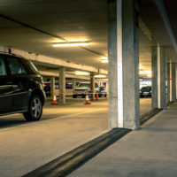Ashford International Station Multi-Storey Car Park – Kent, UK