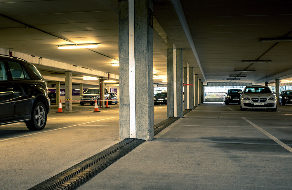 Parking Garage Expansion Joint Systems Cs Allway