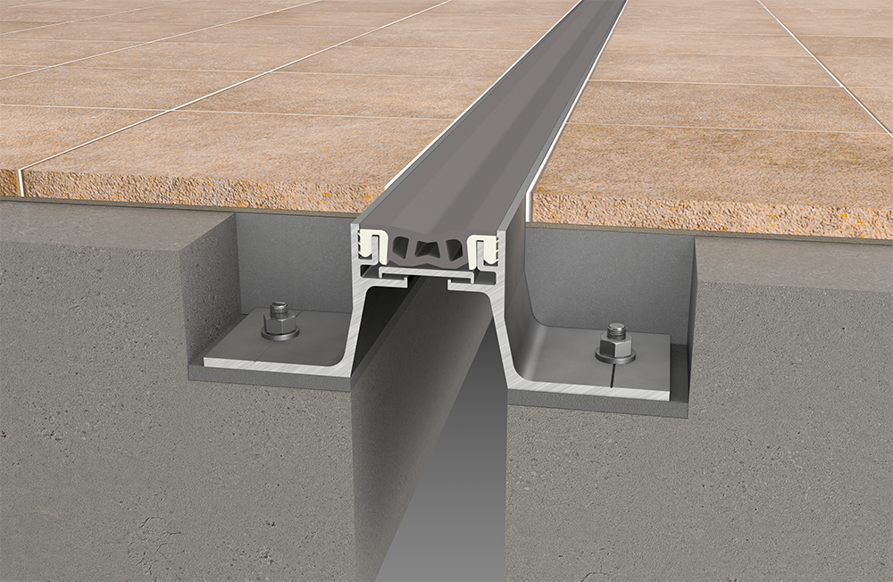 GFT-200 expansion joint cover