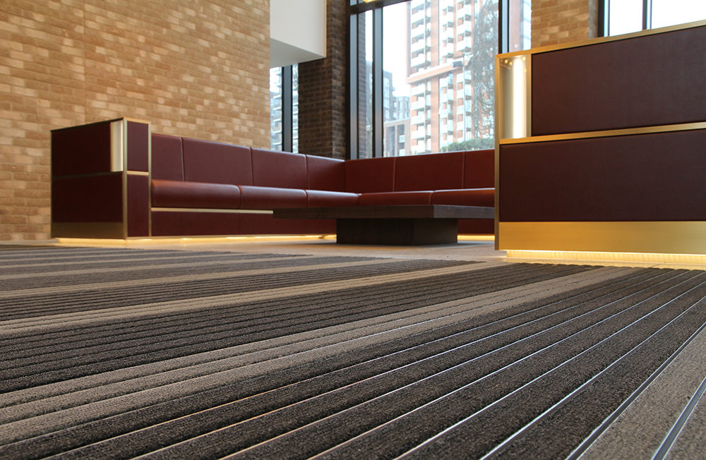CS Pedimat Ultra Entrance Matting - The Residence 01